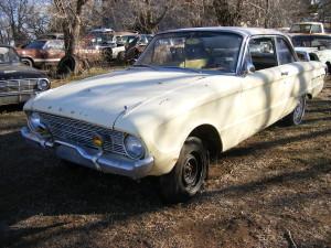 1960 Ford Falcon 2dr Sedan
