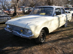 1960 Ford Falcon 2dr Sedan