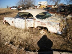 Parts Car $495.00