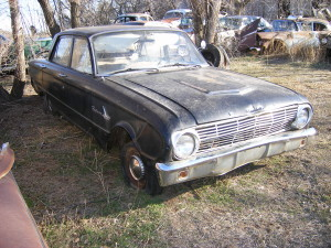1963 Ford Falcon 4dr Sedan